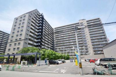 【外観】ファミールハイツ北大阪1号棟