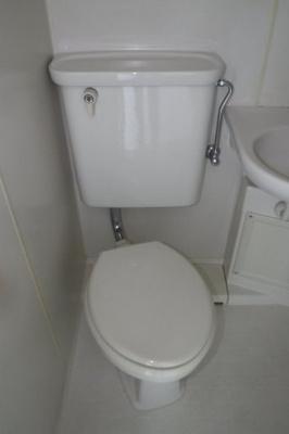 【トイレ】サンヒルズ元住吉