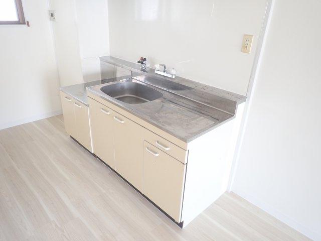 【キッチン】メゾン・セレステ