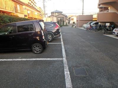 【駐車場】戸田パーク・ホームズ