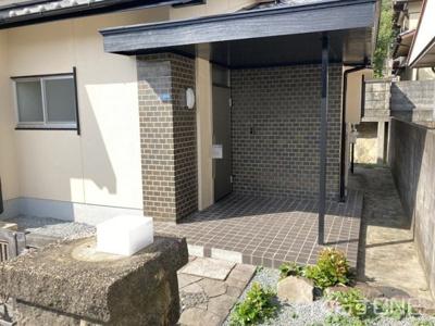 【前面道路含む現地写真】姫路市大寿台2丁目/中古戸建