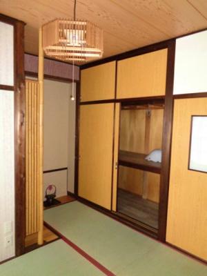 2階 和室5.4畳