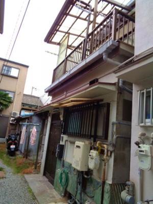 【外観】照ヶ丘矢田2テラスハウス
