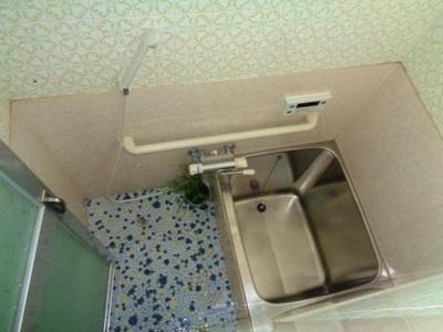 【浴室】照ヶ丘矢田2テラスハウス