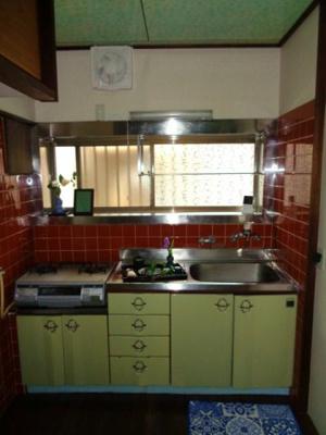 【キッチン】照ヶ丘矢田2テラスハウス