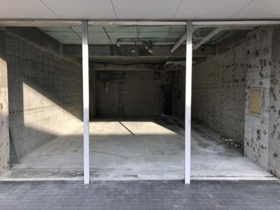 【エントランス】ビラコースト1階店舗