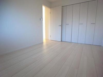 全居室6帖以上確保、ゆったりとした間取り。