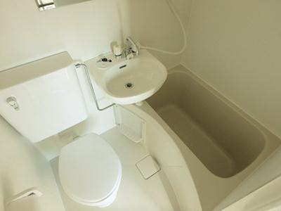 【浴室】朝日プラザ元浜パサージュ