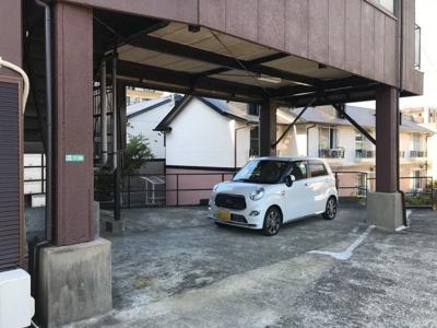 【駐車場】コーポ光ヶ丘