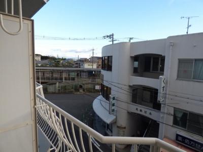【展望】総持寺駅前グリーンハイツ1号館