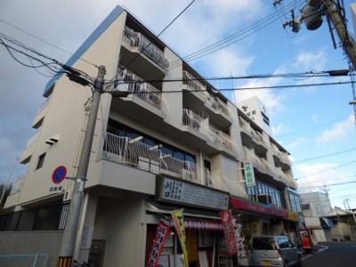 【外観】総持寺駅前グリーンハイツ1号館