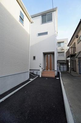 【外観】地震に強い新築戸建て 戸田市笹目第23