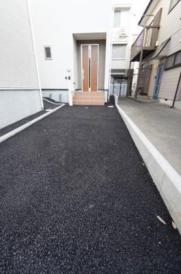 【駐車場】地震に強い新築戸建て 戸田市笹目第23