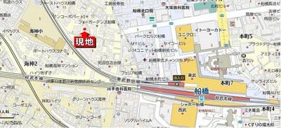 【地図】夢千年の家海神