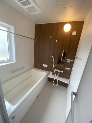 浴室暖房乾燥機付きのユニットバス