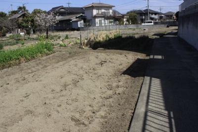 【外観】福山市御幸町上岩成 売土地
