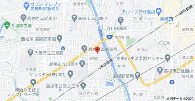 【地図】幸楽荘㈱Roots