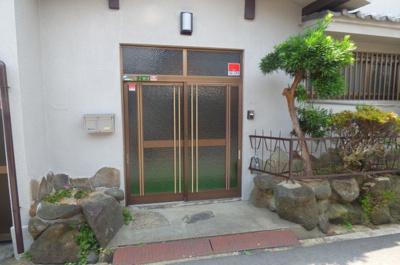 【エントランス】生野区小路2丁目戸建