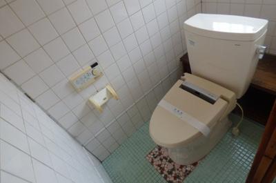 【トイレ】生野区小路2丁目戸建