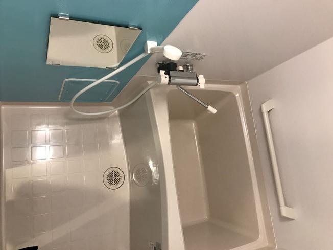 【浴室】クレイノ梅香