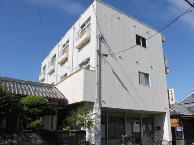 【外観】ひかり荘 3階建て