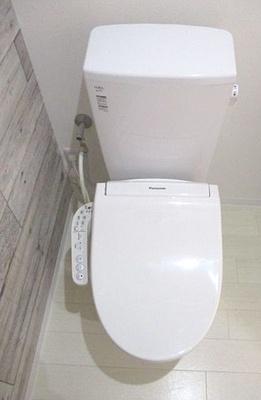 【トイレ】フォレスタ長居