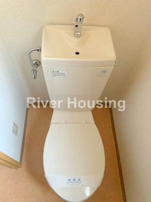 【トイレ】タウンピット沼袋