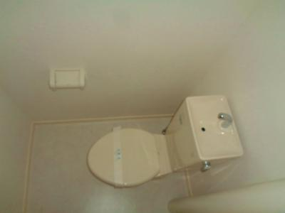 【トイレ】ソフィアアビコ