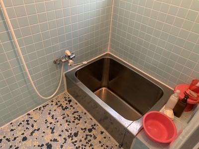 【浴室】桃山町泰長老