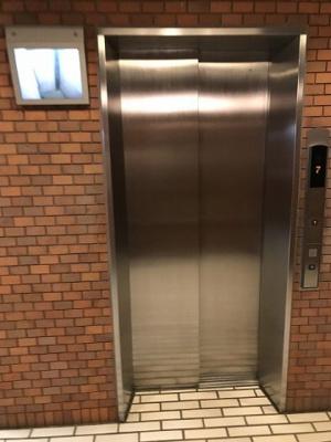 上階移動も楽々なエレベーターです。