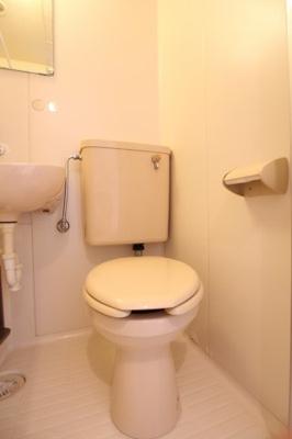 【トイレ】サニーパレス五色山