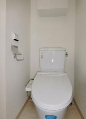 【トイレ】リヴシティ堀切菖蒲園