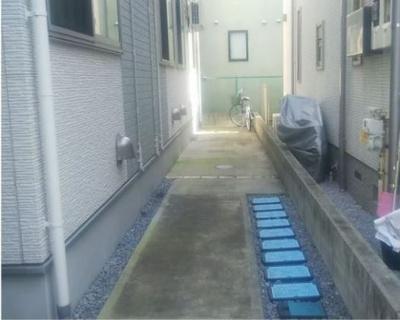 クレシア高円寺の駐輪スペース☆