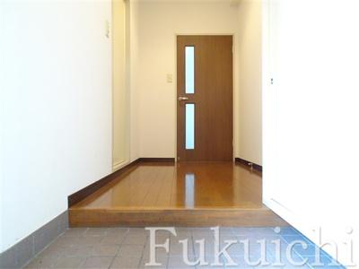 【玄関】柿の木坂オーキッドハウス