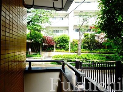 【展望】柿の木坂オーキッドハウス