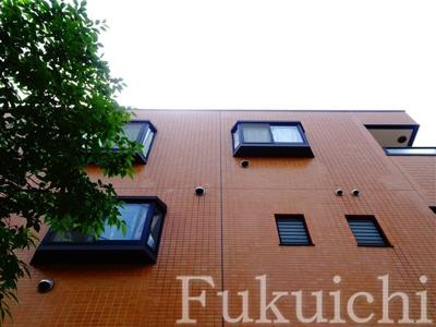 【外観】柿の木坂オーキッドハウス