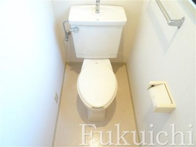 【トイレ】柿の木坂オーキッドハウス
