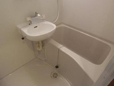【浴室】ヴィラスカイツリーパートⅡ