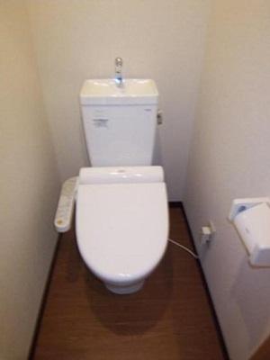 【トイレ】ヴィラスカイツリーパートⅡ