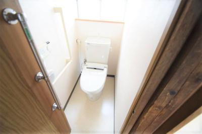 【トイレ】須賀3丁目平屋