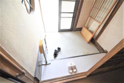 【玄関】須賀3丁目平屋