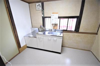 【キッチン】須賀3丁目平屋