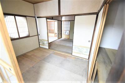 【寝室】須賀3丁目平屋