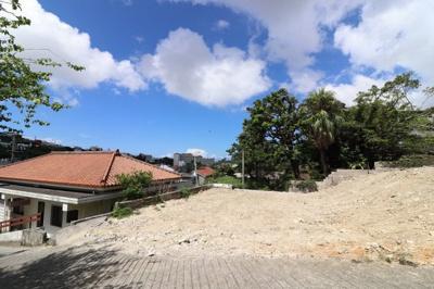 【前面道路含む現地写真】那覇市首里金城町3丁目 土地