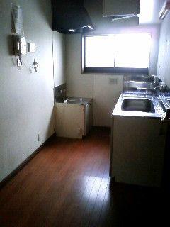 【キッチン】エーケーハイツ