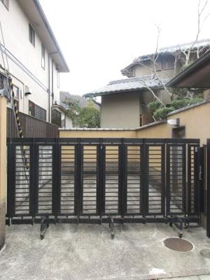 【駐車場】神戸市北区鳴子2丁目中古戸建