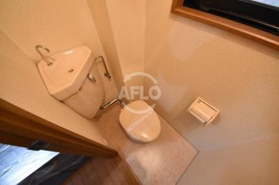 フローラルステージ同心町  トイレ