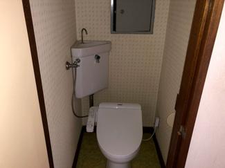 【トイレ】グリーンアップル
