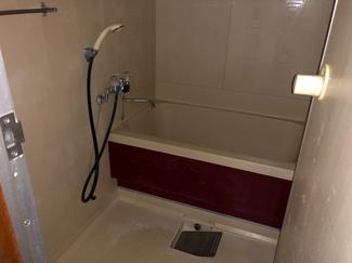 【浴室】グリーンアップル
