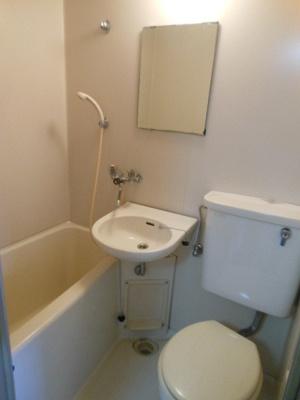 【浴室】あるゾウパレス岩殿